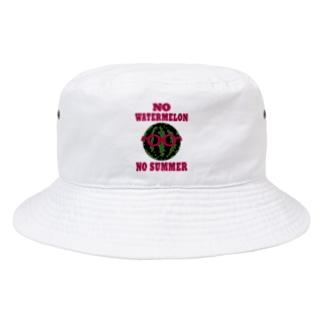スイカくん Bucket Hat