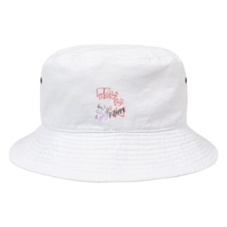 はんこうよこくだ!クリアver. Bucket Hat
