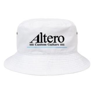 Altero Custom Guitars02(淡色向け) Bucket Hat