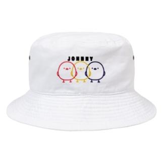 【CRAYON LAND】の影分身の術 Bucket Hat