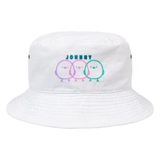 イケイケ影分身 Bucket Hat