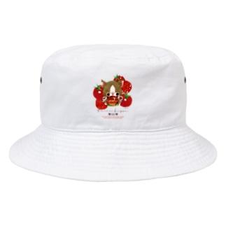 トマトちゃん Bucket Hat