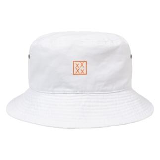 xXxX_collage_redshift Bucket Hat