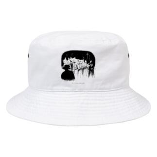 葬儀の列 Bucket Hat