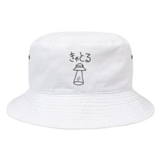 きゃとる Bucket Hat