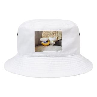 バナナみつけた Bucket Hat