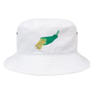 ところてん Bucket Hat