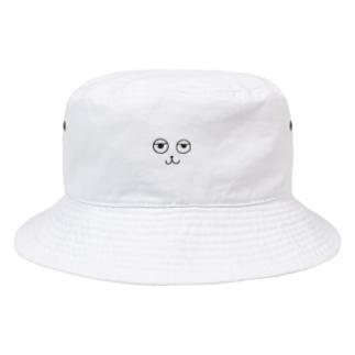 あっぷ(Mr.John) Bucket Hat