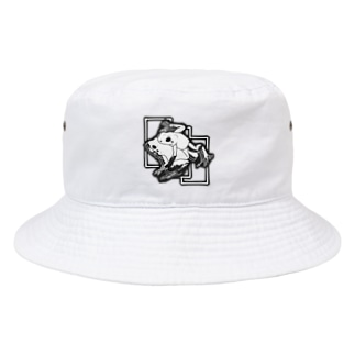 カエル Bucket Hat