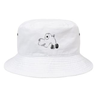 アッキーちゃん Bucket Hat