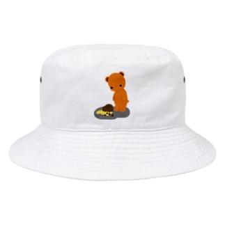 放心 Bucket Hat