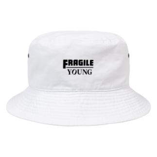 Fragile Young Bucket Hat
