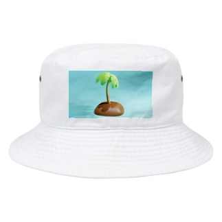 Palm Tシャツ Bucket Hat