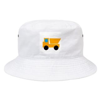 ダンプカー Bucket Hat