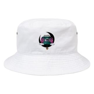 内に秘める。 Bucket Hat