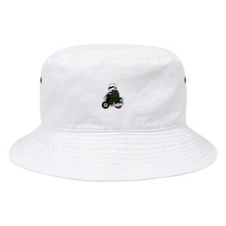 弁慶バイク(カラー) Bucket Hat