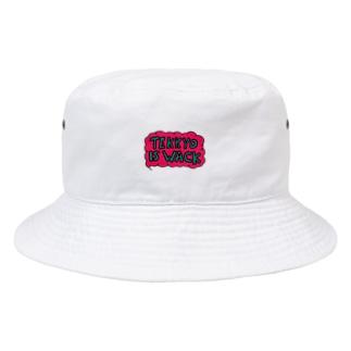 シン・ゴリラ【TEKKYO IS WACK】 Bucket Hat