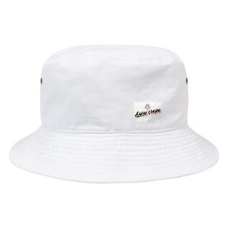 クルクレープオリジナル Bucket Hat
