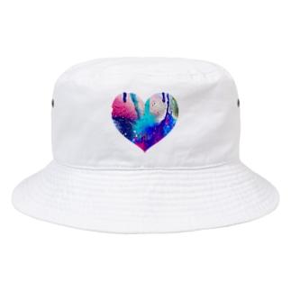 heart♡ Bucket Hat