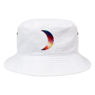 moon☽・:* Bucket Hat