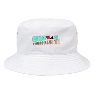 CHIYONロゴ Bucket Hat