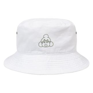 まるバケット Bucket Hat