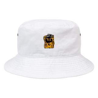 平和タバコ Bucket Hat