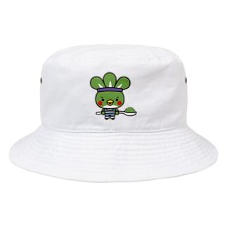 粉どり君 Bucket Hat