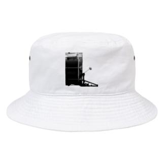 HIBIKI SATO Official Arts.の「DRUMS!!」#9 Bucket Hat