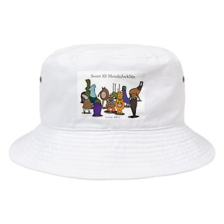 Sweet 10 MondoJackSin -集合- Bucket Hat