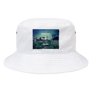 Summer Memories Again Bucket Hat