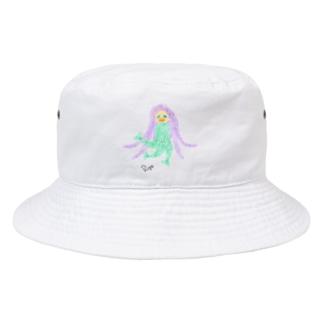 アマビエ? Bucket Hat