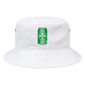 缶ビール Bucket Hat