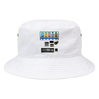 つめた〜い 自動販売機 Bucket Hat