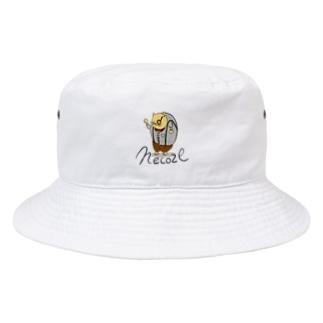 猫背 Bucket Hat