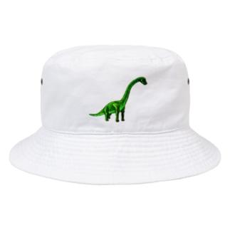 ブラキオサウルス Bucket Hat