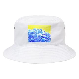 咲く ~アジサイ~ 3 Bucket Hat