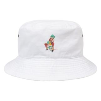 テキサスクローバーホールド Bucket Hat