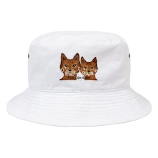 peace on earth Bucket Hat