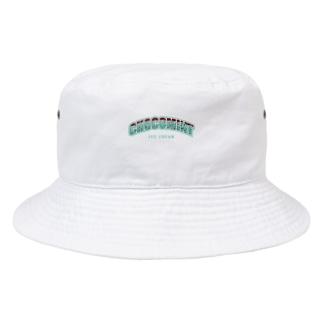 CHOCOMINT チョコミントアイスクリーム Bucket Hat