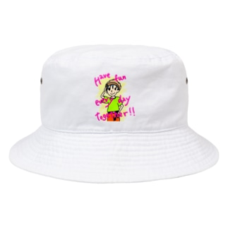 Have fun every day together! Bucket Hat