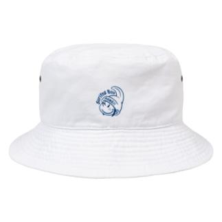サーフィンボーイ フェイスロゴ Bucket Hat