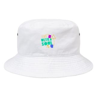 ウルトラトロピカルなバケットハット Bucket Hat