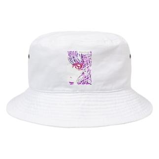ピュア♥️女子 Bucket Hat