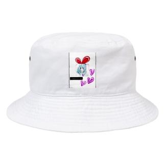 うさぎ♥️女子 Bucket Hat