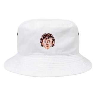 のばら(NOBARA)のBOYシリーズ Bucket Hat