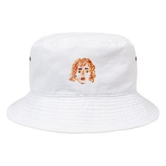 のばら(NOBARA)のGIRLシリーズ Bucket Hat