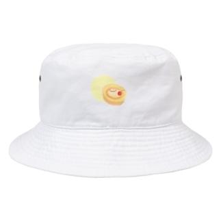ロールケーキちゃん Bucket Hat