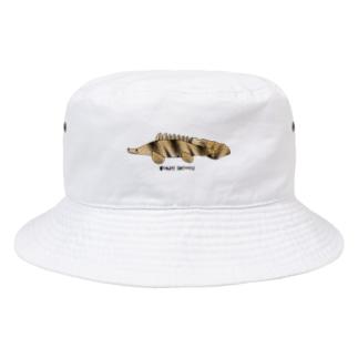 エンドリケリーのドリー(黒ロゴ) Bucket Hat