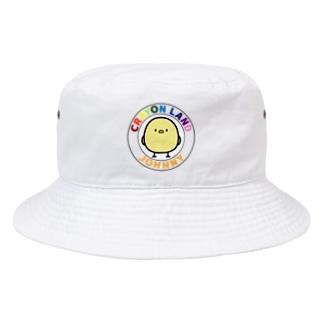 CRAYON LANDのじょにー Bucket Hat